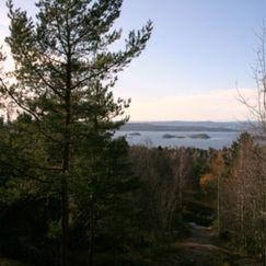 Kosetur til Brannfjell ved Ekebergsletta (205 moh.)