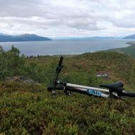 Terrengsykkeltur Vangsvikkrysset - Vesterfjell