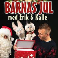 Askeladden barnefilmklubb: Barnas jul - med Erik og Calle