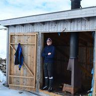 Skitur fra Knaben til Bergetjørn Fjellcamp