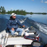 Fisketur fra Mogen til Lågaros