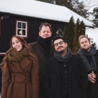 Julekonsert med Chris Medina, Pernille Øiestad, Eirik Næss & Lars Støvland
