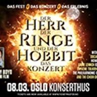 The Lord of the Rings and the Hobbit in concert