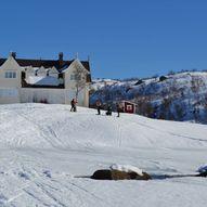 Skitur Knaben - Knaberøysa - Lordehytta