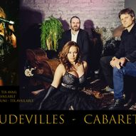 The Vaudevilles - CABARET JAZZ TOUR // Brix Brygghus // Bryne