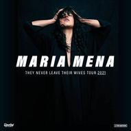 FÅ BILLETTER! Maria Mena