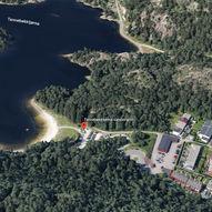Tennebekktjern friluftsområde i Bergen