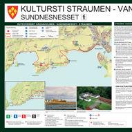Kultursti Straumen - Vangshylla