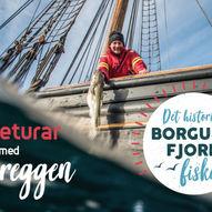 Borgundfjordfiske med Storeggen -  20. mars kl: 11:00
