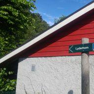 Lyderhorn via Skarpafjellet