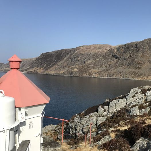 Kjerringhalsen, Minnetfyr til Frøyadalen
