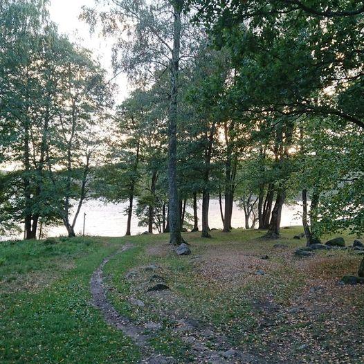 Gamle Hellavei, Søndre Hella, Øraveien og Nøtterøy Golfbane