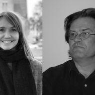 Forfattermøte: Krimaften med Lars Helle og Sonja Holterman