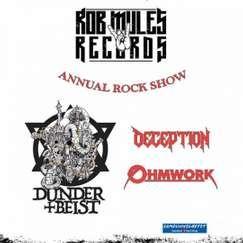 Rob Mules Annual Rock Show // Dunderbeist m.m. // Prelaten Kro og Scene