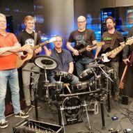 JELLYGOVALLEY, Rockers, John G, Lucky13
