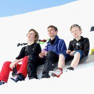 Snøhuletur til Finse