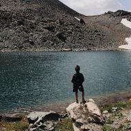 Rundtur i Lomsdal Visten nasjonalpark, Jordbruvatnene – Elgviddvatnet – Gåsvatnet
