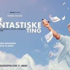 Henrik Mestad - Alle fantastiske ting