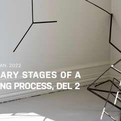 Utstilling: Kjell Varvin - Intermediary Stages of a Never-Ending Process, del II