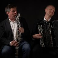 Åpningskonsert med Jo Asgeir Lie & Carl Petter Opsahl