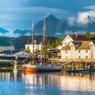 Heldags guidet sommertur i Lofoten