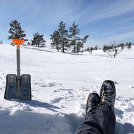 Skitur til Snøfjell