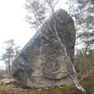 Flåmarka: Fottur til Brungkjerka