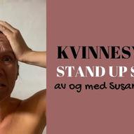 Stand Up Kvinnesyken - Odal