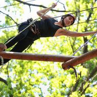 Voss Active klatre- og ziplinepark