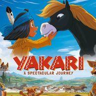 Yakari på nye eventyr
