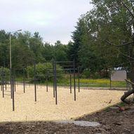 Tufteparken Stokkavatnet treningspark