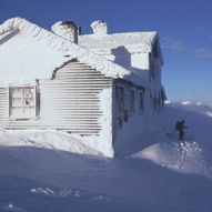 Vintertur på Norefjell