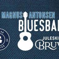 «Førjulsblues» med Magnus Antonsen Bluesband