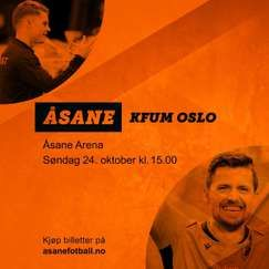 Åsane Fotball  -  KFUM