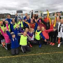 RBK Kvinner- og Sparebank1 SMNs Fotballskole 2020