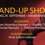 Stand-up: Klubbkveld