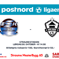 Seriekamp Sotra SK - Øygarden