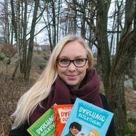 Illustratørmøte: Isabell Martinsen