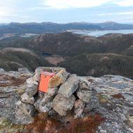 Tur til trimboksene på Dyravassklumpen, i Hovikdalen og i Oterdalen på Otterøya