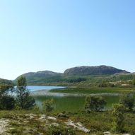 Varpafjellet bygdeborg