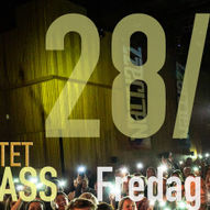 Dagspass FREDAG 28. MAI //Nattjazz 2021