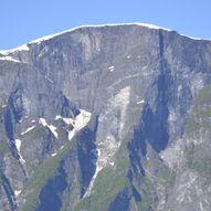 Topptur til Skorsfjellet