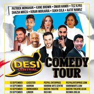 The Desi Central Comedy Show