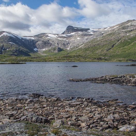 Litskardvatnet og Elgvidda via Måsskardet