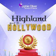 Sophie Oliver School of Dance - Highland Goes To Hollywood