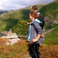 Skavlebotn rundtur fra Stordalen Fjellstove