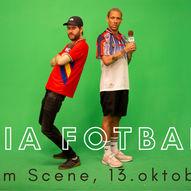 Heia Fotball // Forum Scene 13. oktober!