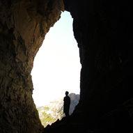 Grottetur til Harbakhula i Åfjord