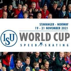 ISU World Cup Speed Skating Stavanger