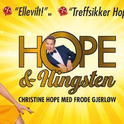 Christine Hope - Hope & Hingsten